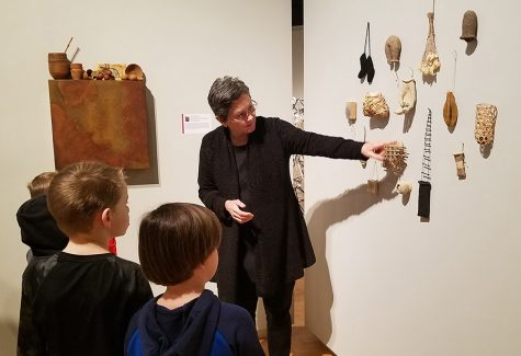South Dakota Art Museum director to retire after 20 years
