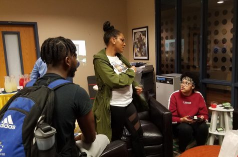 Office of Multicultural Affairs hosts welcome social