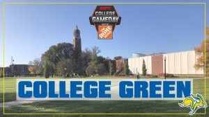 College Green selected as College GameDay location