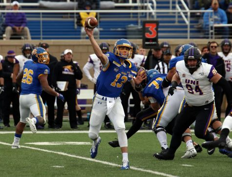 SDSU defense dominates in win over UNI