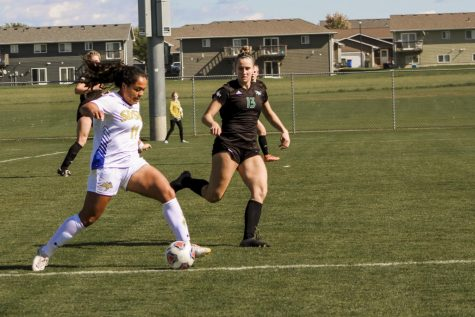 Manuleleua looks to leave legacy in SDSU soccer